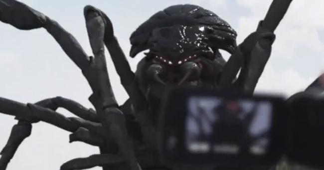 The big ass spider