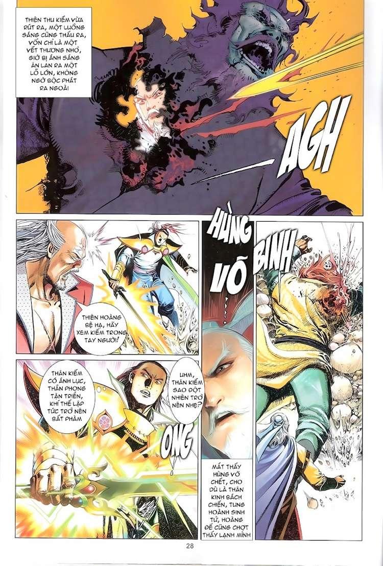 Phong Vân chap 625 Trang 28 - Mangak.info