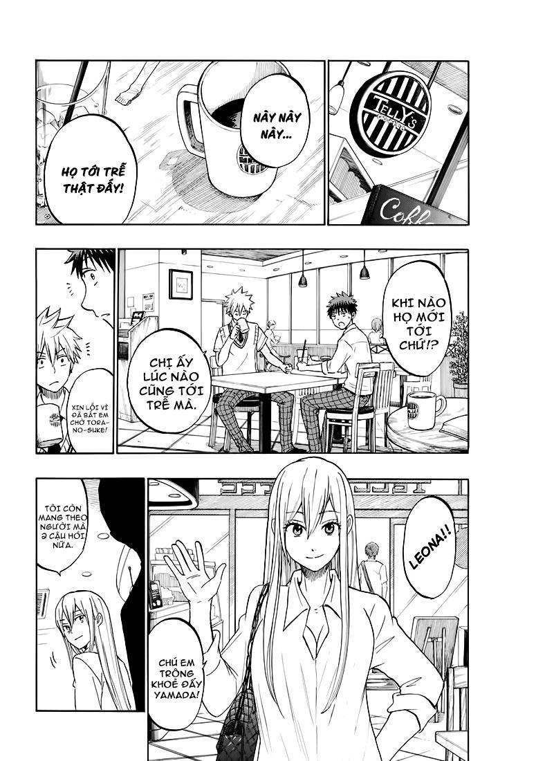 Yamada-kun to 7-nin no majo chap 206 Trang 13 - Mangak.info