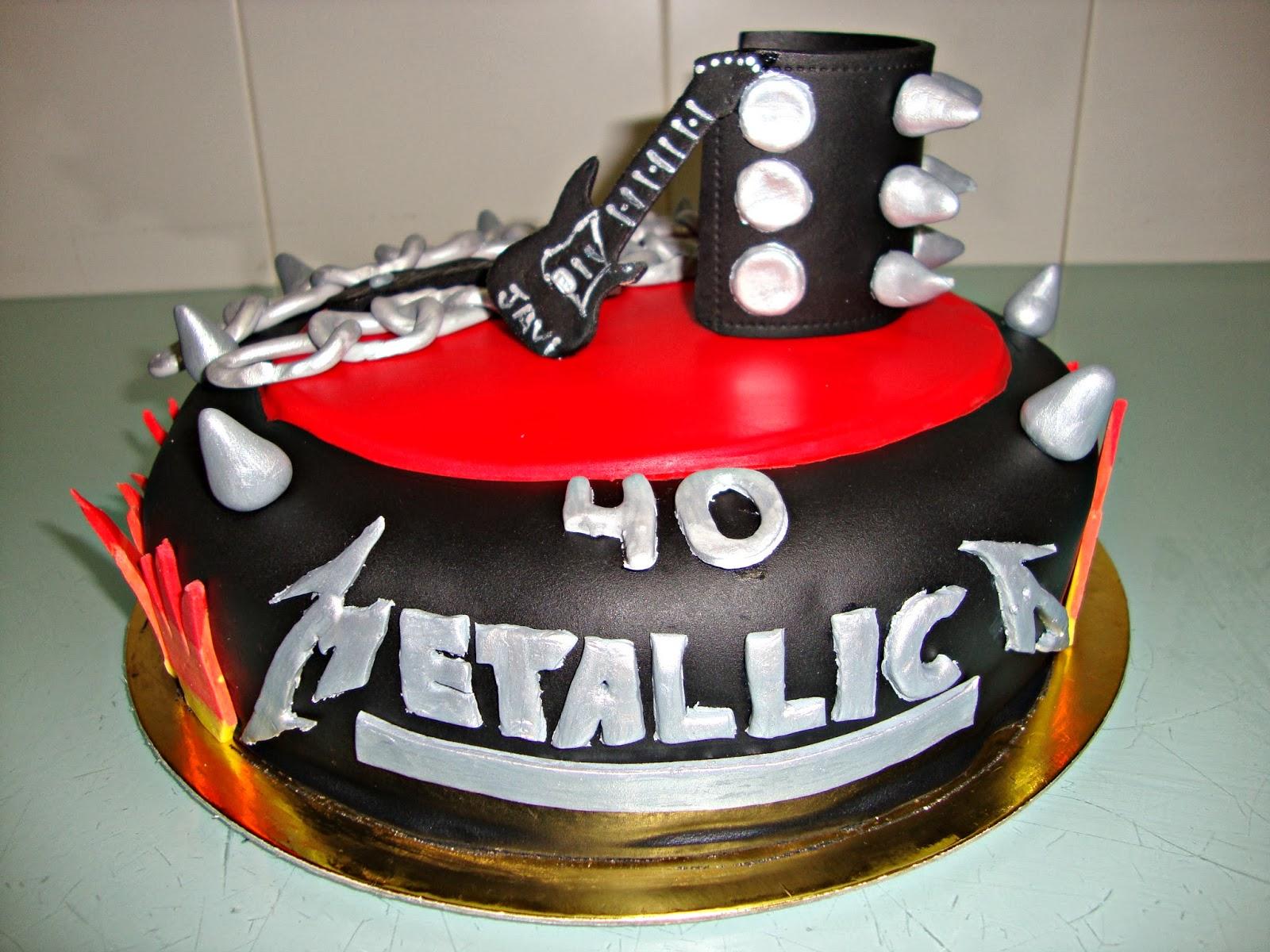 Tarta Metallica