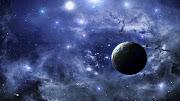 Imagens de Fundo: Planeta com 3 luas (planeta com luas imagens imagem de fundo wallpaper para pc computador tela gratis ambiente de trabalho)