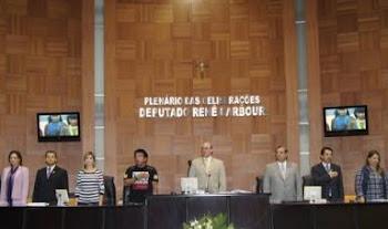 Magno Malta abre em Cuiabá Seminário Contra Violência Infanto-Juvenil