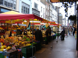Berwick Street Market London