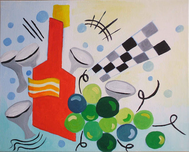 Kandinsky Still Life