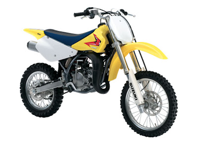 2012 Suzuki RM85 Specifications and Pictures   Latest Gadget News