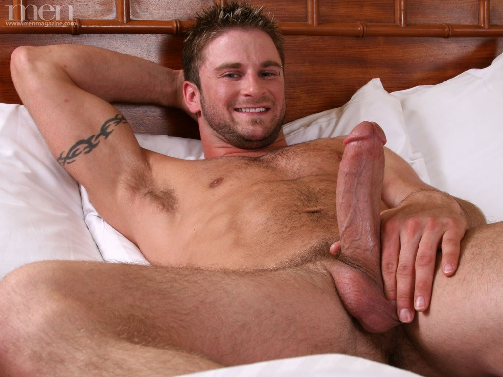 Soft and Hard Gay Pictures: SERIES - BROCK MAGNUM - part 2/2