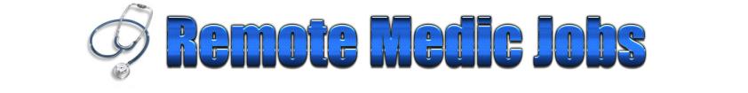 Remote Medic Jobs