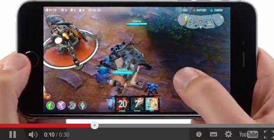 2 Video yang menunjukkan kekuatan luar dalam Iphone 6