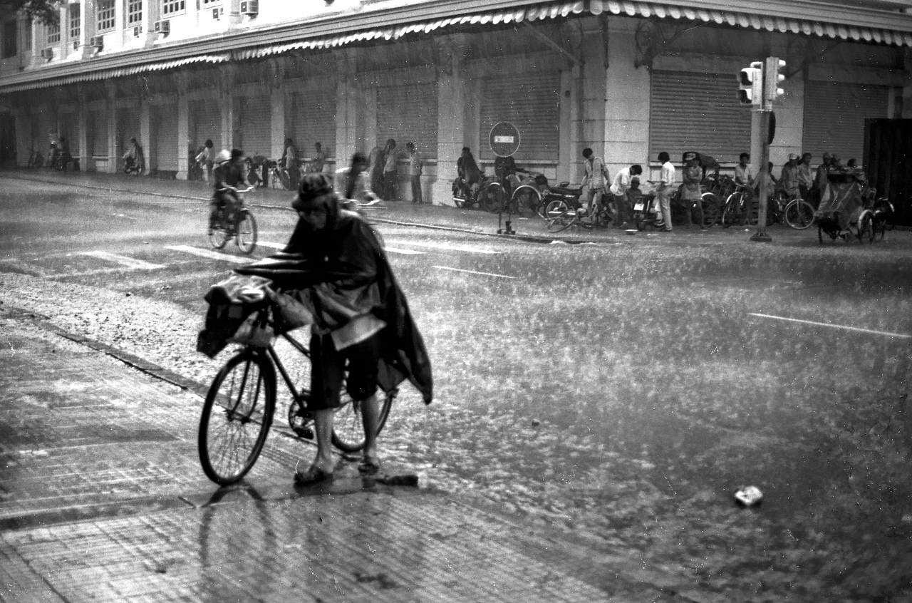 Hình ảnh có những mùa mưa như thế