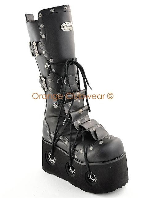 Platform Boots Gothic5