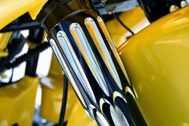 Modifikasi Motor Harley Davidson Road Glide - blackxperience.com