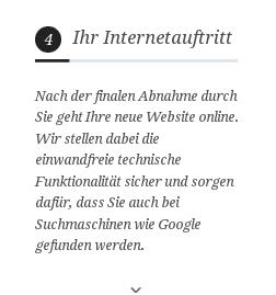"""Euroweb Werbung: """"Das Sie auch bei Suchmaschinen wie Google gefunden werden."""""""
