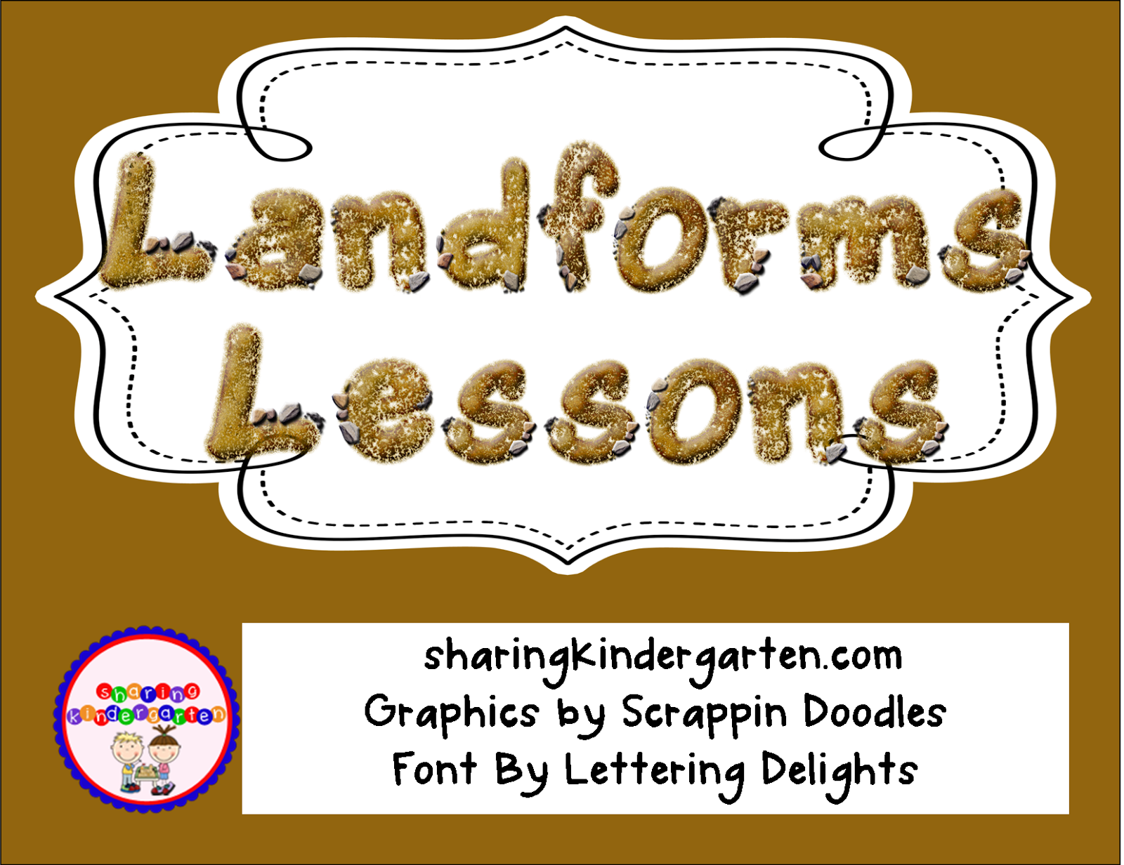 http://www.teacherspayteachers.com/Product/Landform-Lesson-Plans-Plus-239802