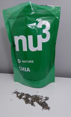 nu3, graine de chia, bio, bullelodie