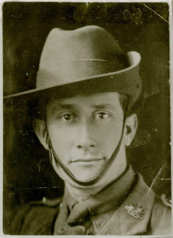 WW1 - James Picken Cowey MC