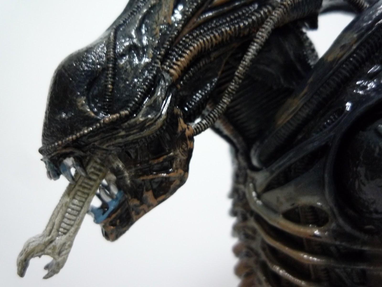 Neca aliens anlisis del alien warrior por miguel daz gonzlez dado el xito de figuras como el alien y de series como aliens vs predator requiem serie 1 y aliens vs predator requiem serie 2 altavistaventures Image collections