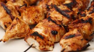 Resep Chicken Kebabs Spesial