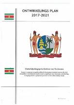 Het Ontwikkelingsplan 2017-2021 regering Bouterse-II