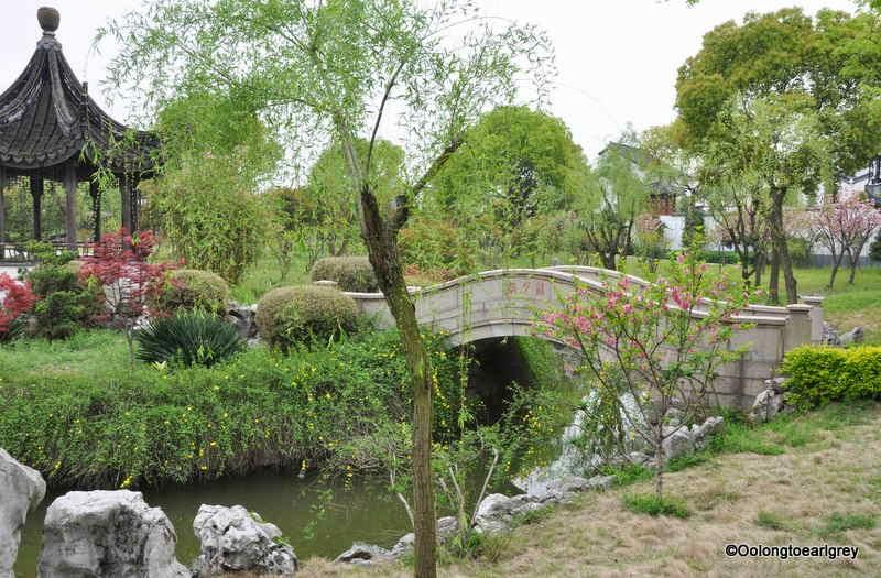 The Pan Gate Garden, Suzhou, China