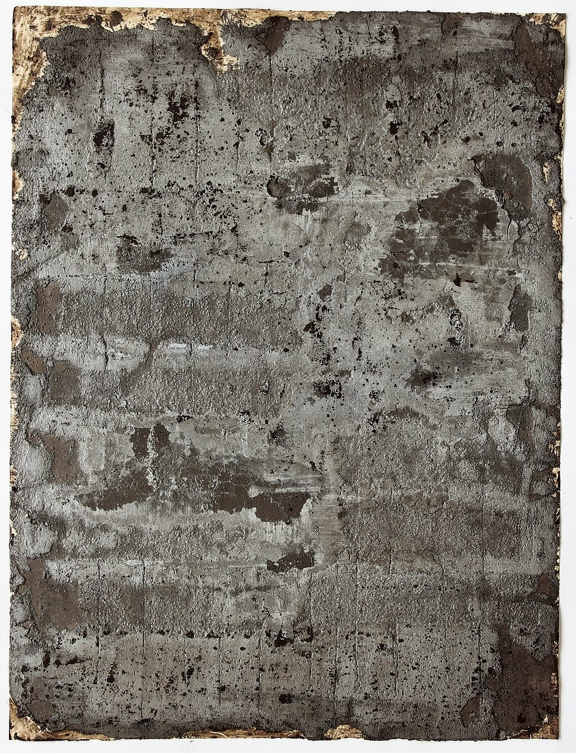 Christian hetzel paperwork serie concrete painting no 1 3 for Minimal art kunstwerke