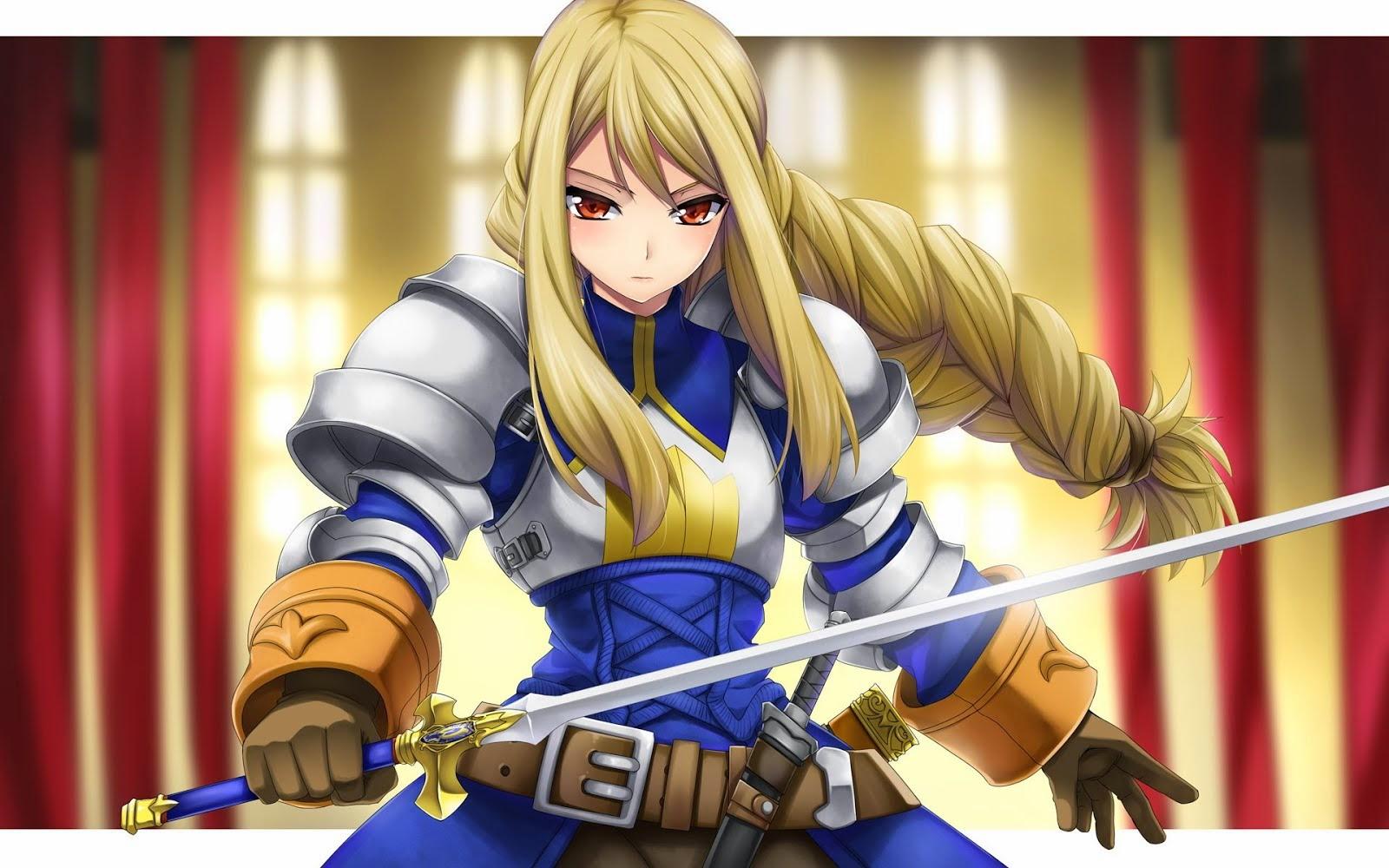Garotas espadachins sejam bem vindas!!!
