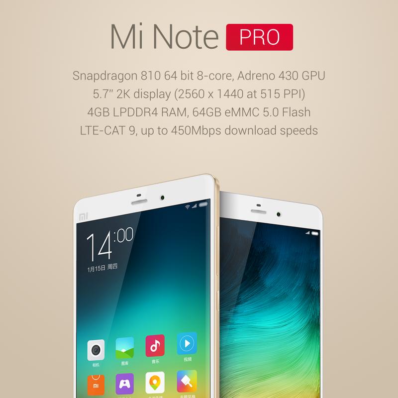 Harga Xiaomi Mi Note