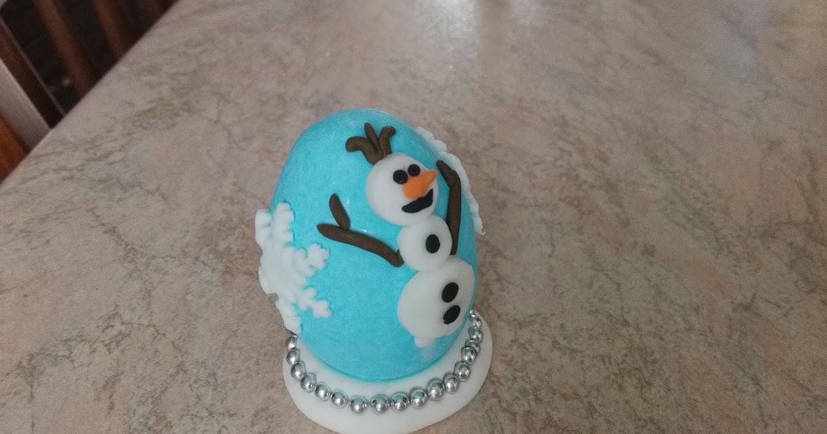 Pasqua, secondo uovo: Frozen - Olaf
