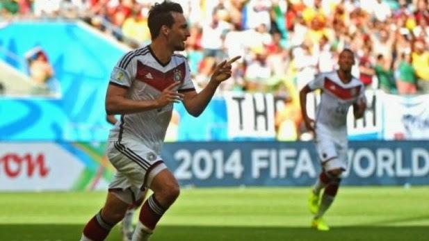 Bek Jerman Mats Hummels Mungkin Akan Turun Lawan Ghana