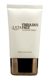 Ulta Fabulous Face Foundation Primer