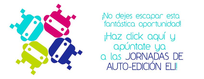 Formulario inscripción JORNADAS DE AUTO-EDICIÓN ELI
