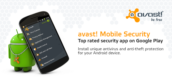 Android Avast Mobile Security