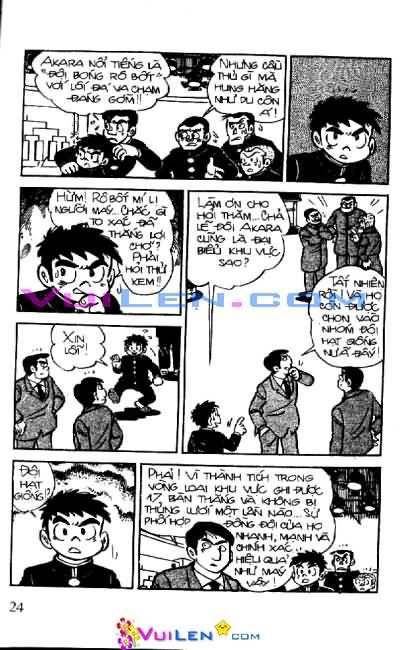 Jindodinho - Đường Dẫn Đến Khung Thành III  Tập 8 page 24 Congtruyen24h