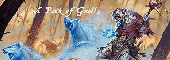 A Pack of Gnolls