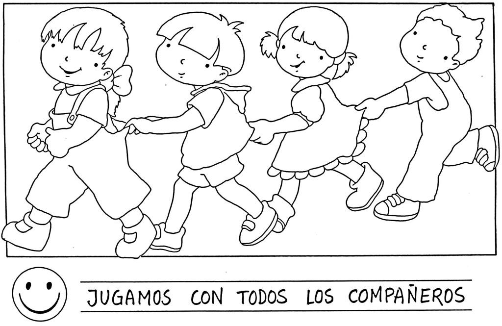 All about Respetar Las Normas Dibujos Para Colorear Sobre Normas ...