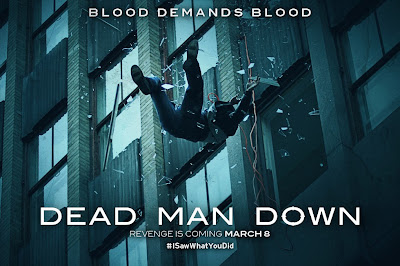 Dead Man Down Banner Poster