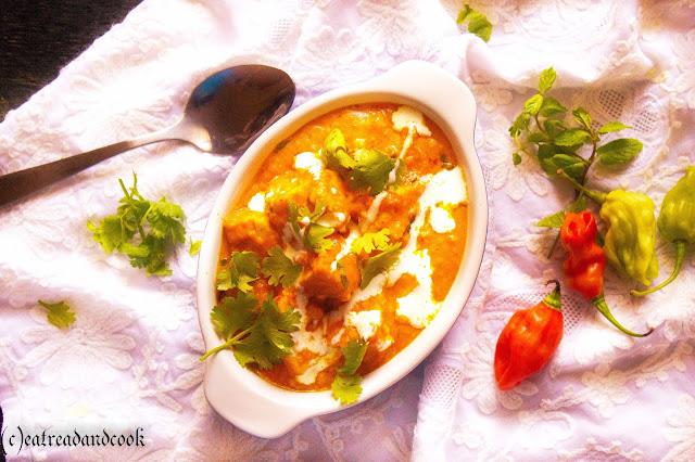 restaurant style paneer butter masala recipe