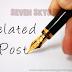 Tutorial Membuat Related Post / Artikel Terkait