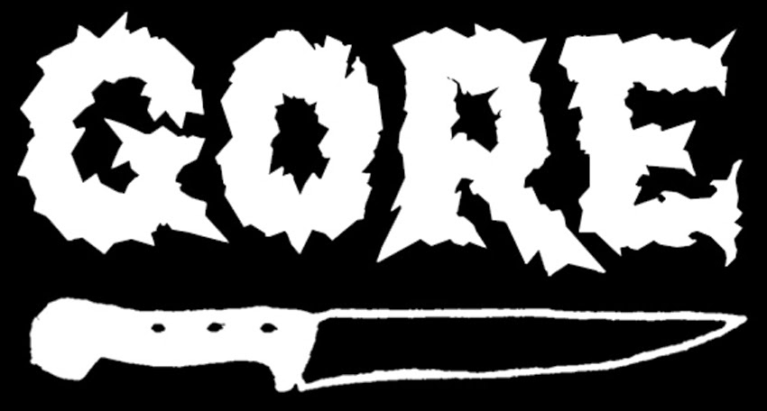 GORE - In the Name of  Rotten, Evil & Gore