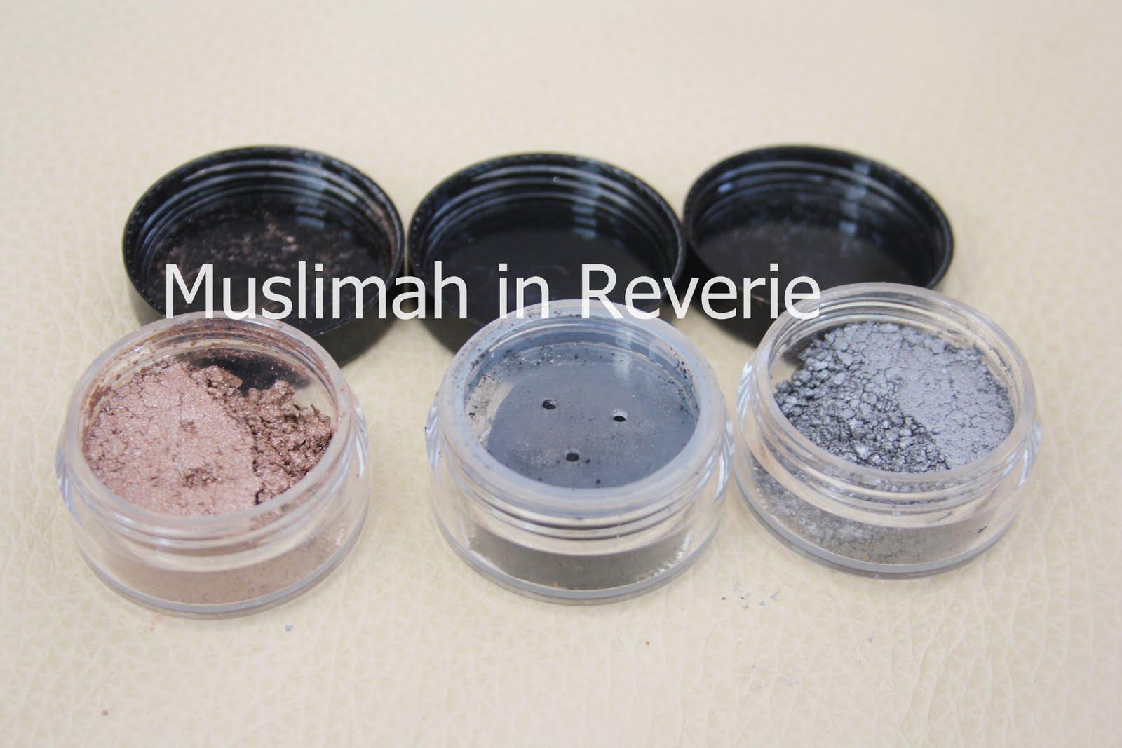 FX Cosmetics Halal Makeup Review