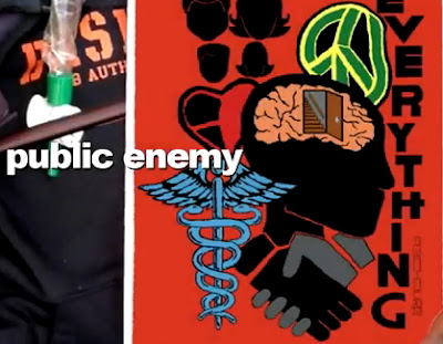 "PUBLIC ENEMY ""Everything"""