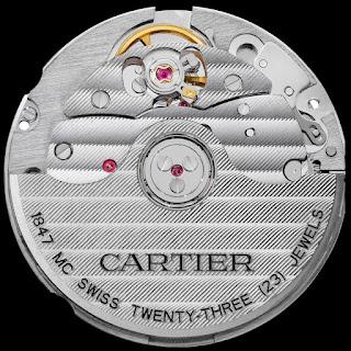 Calibre 1847 MC Cartier