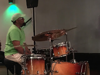 Jazz Drummer Charles Rick Heath Presents Jazz On The South Side at Caribbean Cove Banquet Room 8020 South King Drive Chicago 60619 Every Wednesday 7 pm - 10 pm Donation $10