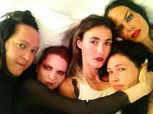 The team behind Future Feminism Exhibition and Event, Sept. 11-27 in NYC