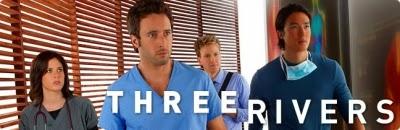 Three Rivers TV series on CBS