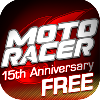 Moto Racer 15th Anniversary games icon