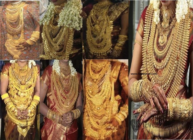 Kerala Jewellery
