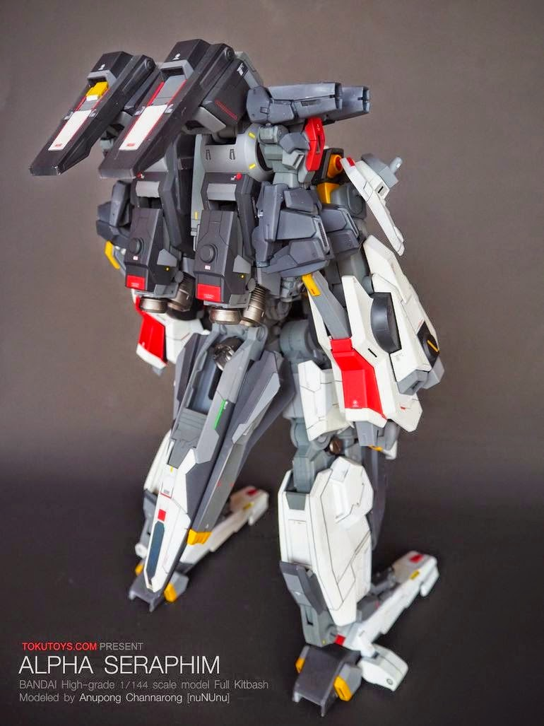 model kit kitbash gundam