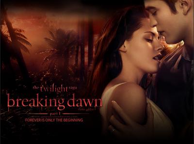 Breaking Dawn Giveaway
