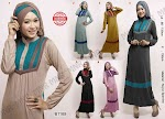 B1169 Gamis Spandex SOLD OUT