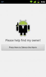 SeekDroid Android Find your Lost Phone